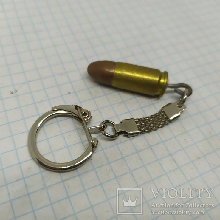 Брелок Патрон. Пуля (9), фото №4