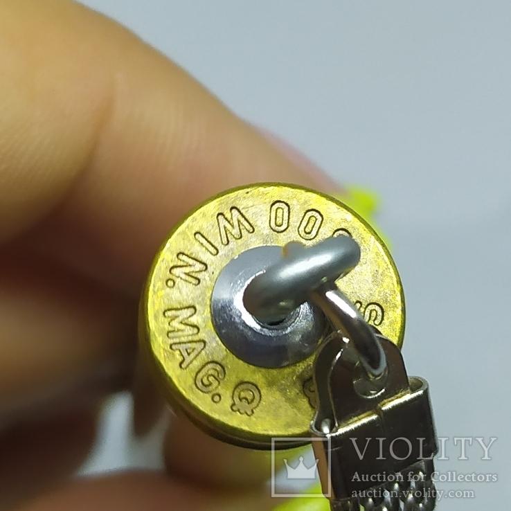 Брелок Патрон. Пуля (6), фото №5