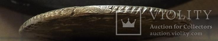 20 копеек 1770 серебро копия, фото №5