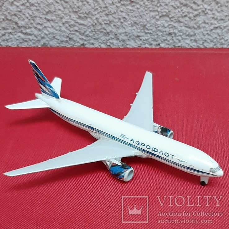 Модель Boeing 777, Schabak Germany, фото №2