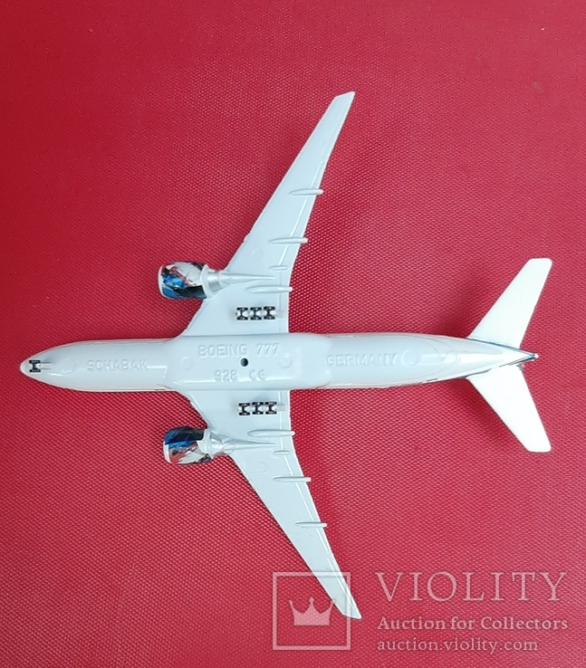Модель Boeing 777, Schabak Germany, фото №8