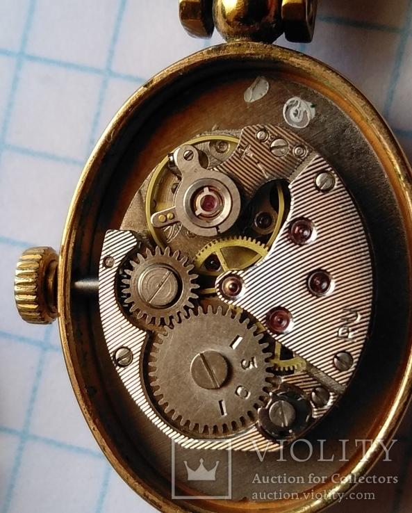 Часы механические женские от депутата киевсовета с дарственной подписью, фото №8