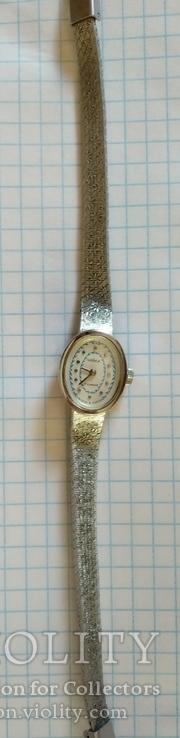 Часы механические чайка, фото №2