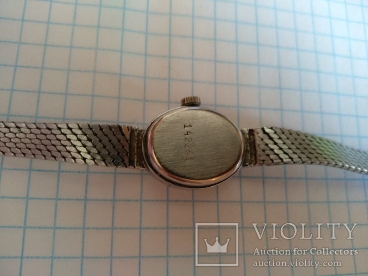 Часы механические чайка, фото №5