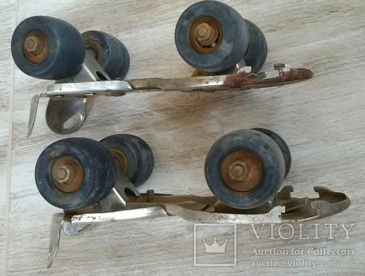 Коньки роликовые ссср, фото №12