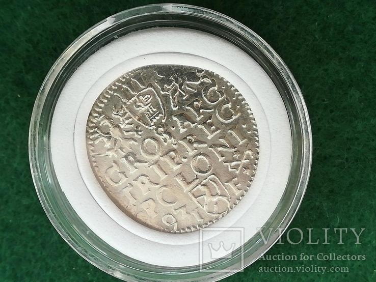 3 Groschen (Trojak) 1593 Польша Сигизмунд III, фото №4