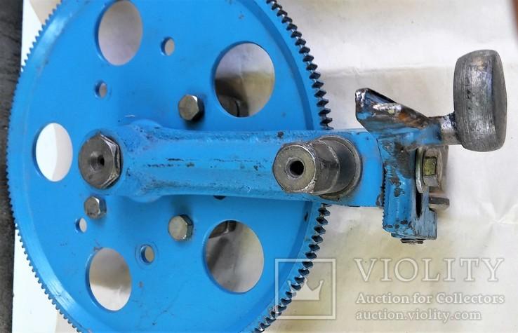 Комплект для разборки/сборки колес (шиномонтаж), из СССР., фото №7