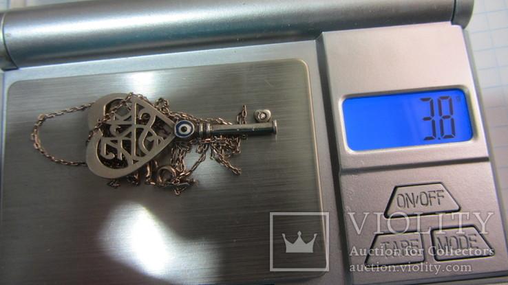 Кулон. Ключик., фото №7