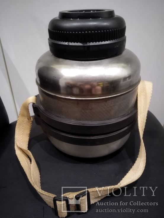 Термос темет 3 литра  СССР, фото №2