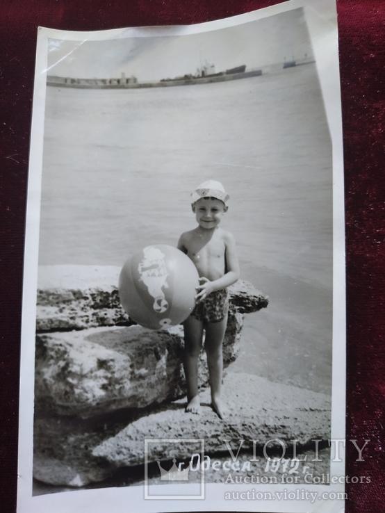 Ребенок плавки пляж, фото №2