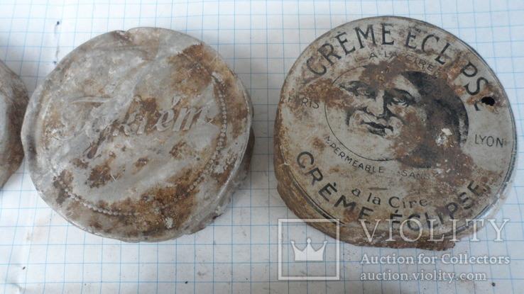 Коробочки от кремов с немецких позиций, фото №10