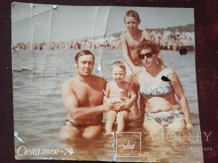 Пляж море мода плавки, фото №2