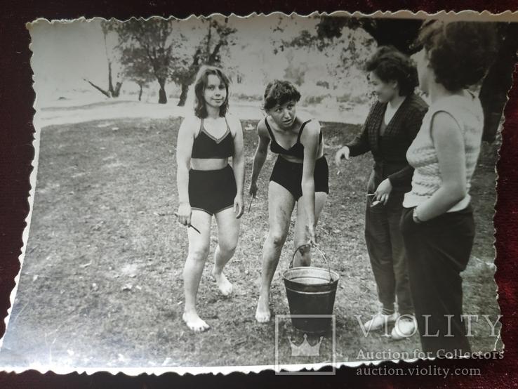 За водой мода купальники, фото №2