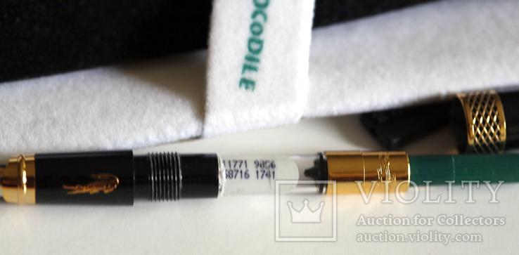 Перьевая ручка Crocodile  в подарочном футляре, фото №11