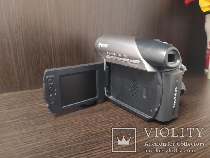 Видеокамера рабочая Самсунг, фото №4