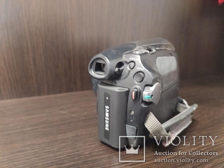Видеокамера рабочая Самсунг, фото №5