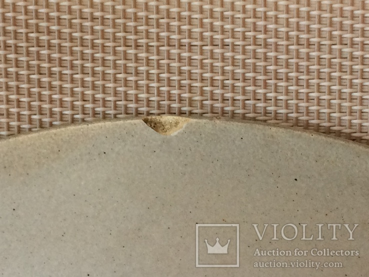 Агитационная тарелка ,, всенарпит '' - 20 х годов, фото №7