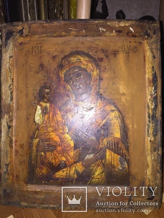 Божья Матерь Троеручица, фото №3