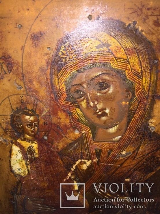 Божья Матерь Троеручица, фото №7
