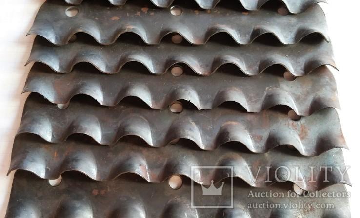 Ножи новые калёные для корморезки, из СССР, 19 штук., фото №5