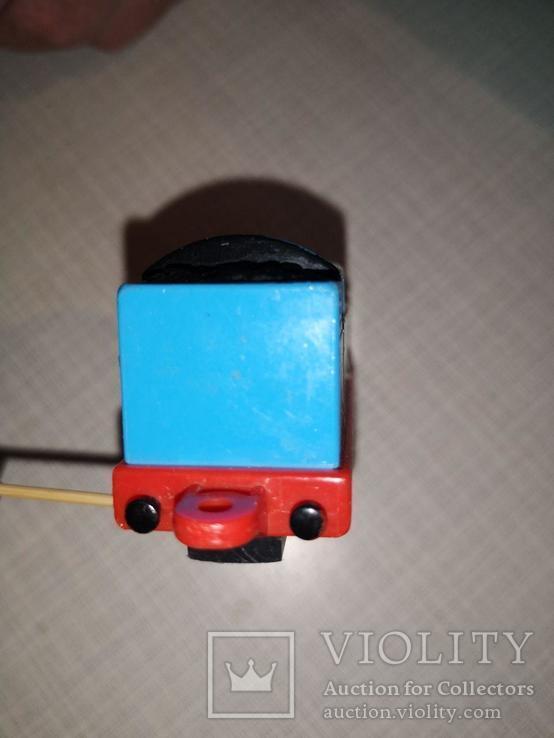Вагончик от паровозика ТОМАС, фото №4