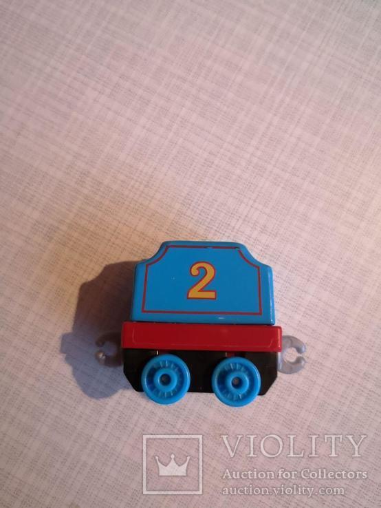 Вагончик от паровозика ТОМАС, фото №2