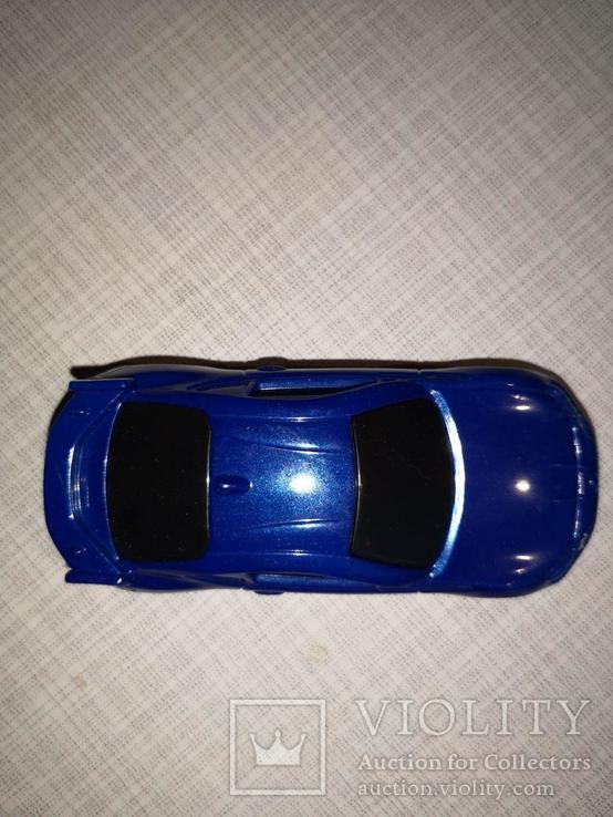 Машинка с поворотными колесами, фото №4