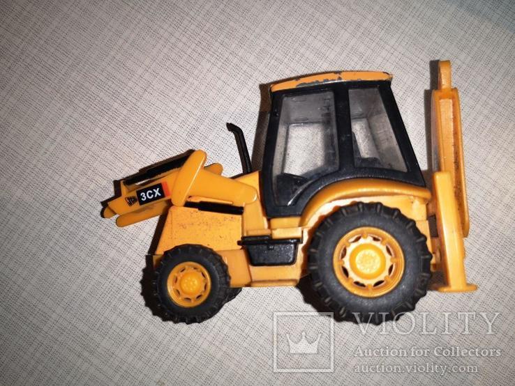 Трактор, фото №6