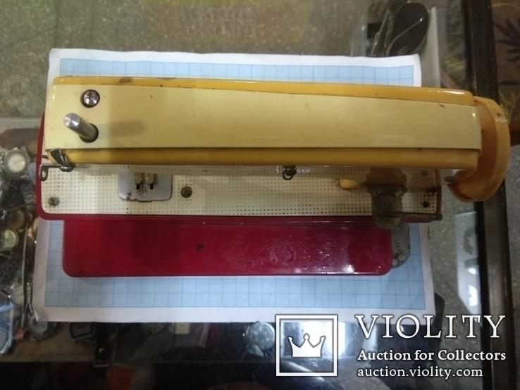 Машинка швейная детская, фото №5
