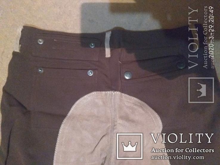 Жокейские брюки, фото №4