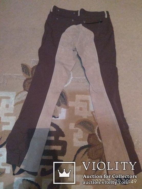 Жокейские брюки, фото №5