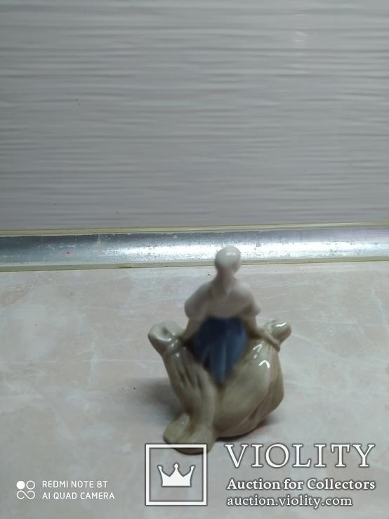 Статуэтка Со снопом, фото №6