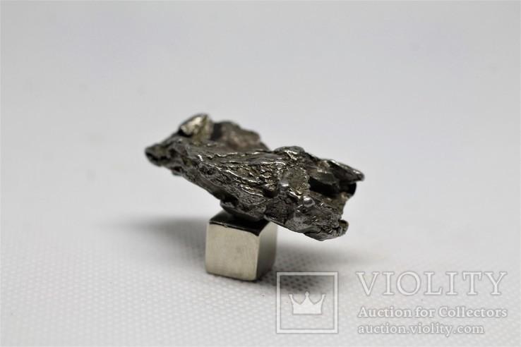 Залізний метеорит Campo del Cielo, 28,5 грам, із сертифікатом автентичності, фото №7