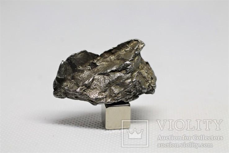 Залізний метеорит Campo del Cielo, 28,5 грам, із сертифікатом автентичності, фото №10