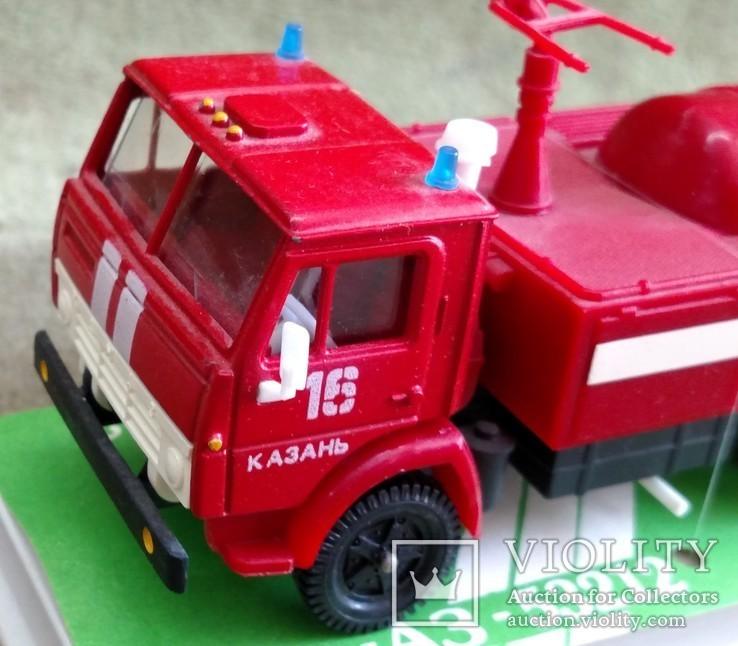 КамАЗ 53212 пожарный, фото №7