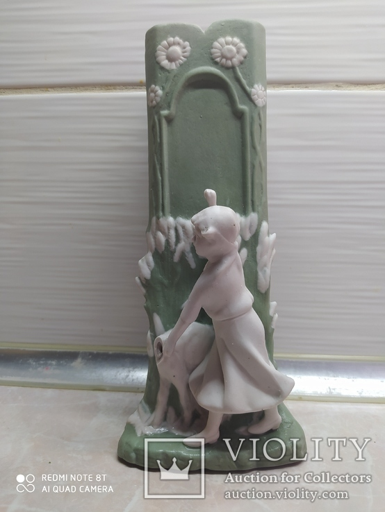 Статуэтка  на реставрацию, фото №2