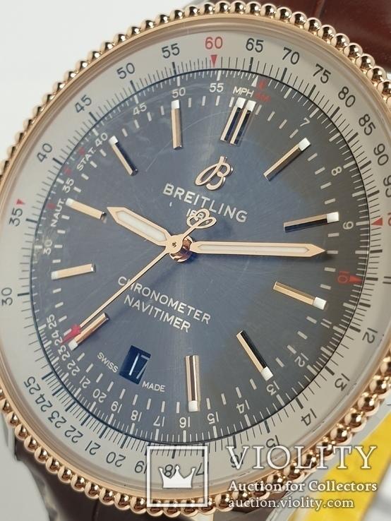 Новые Breitling Navitimer U17326, фото №11