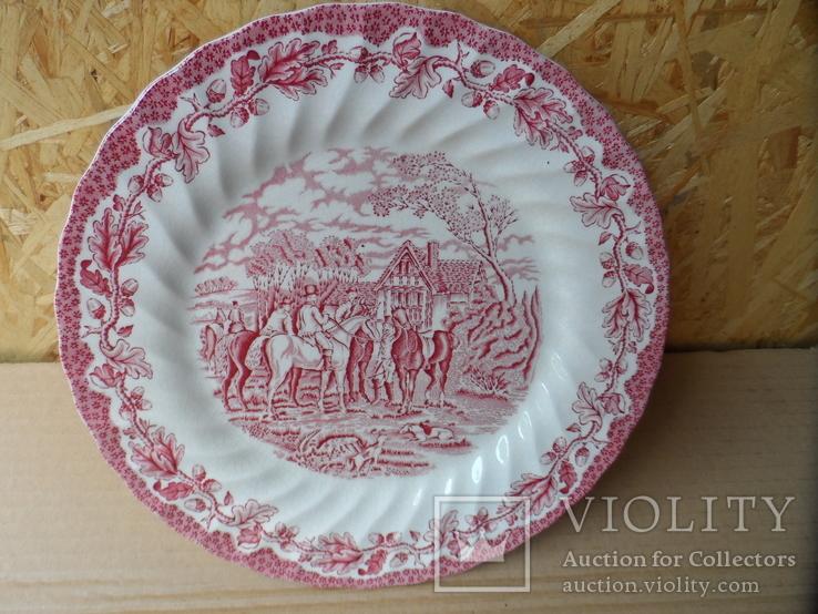 Набор посуды Myotts Country Life 6 персон 22 предмета Англия, фото №3