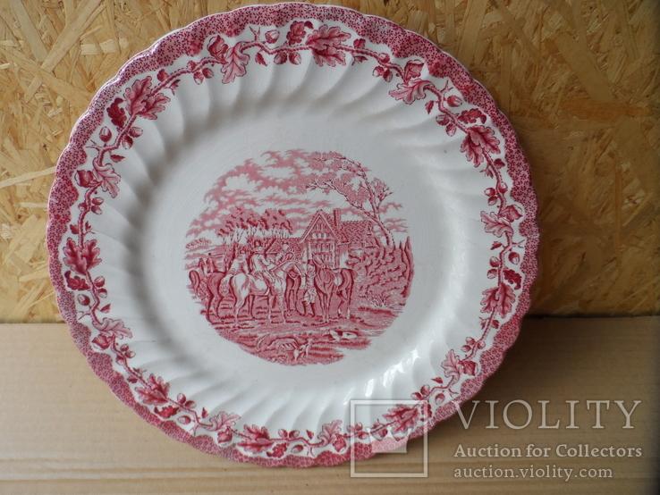 Набор посуды Myotts Country Life 6 персон 22 предмета Англия, фото №12