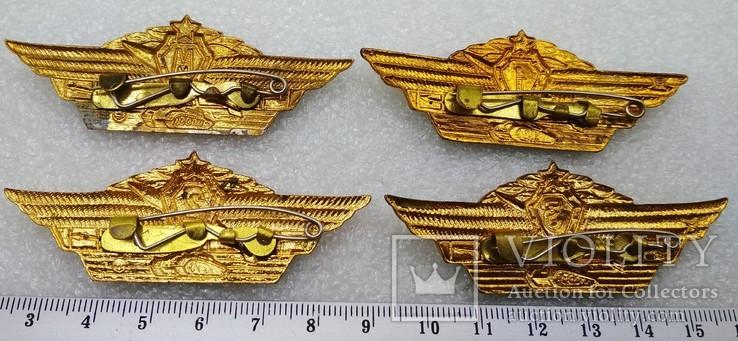 Офицерская классность Мастер, 1, 2, 3 Армейские Знаки СССР, фото №7