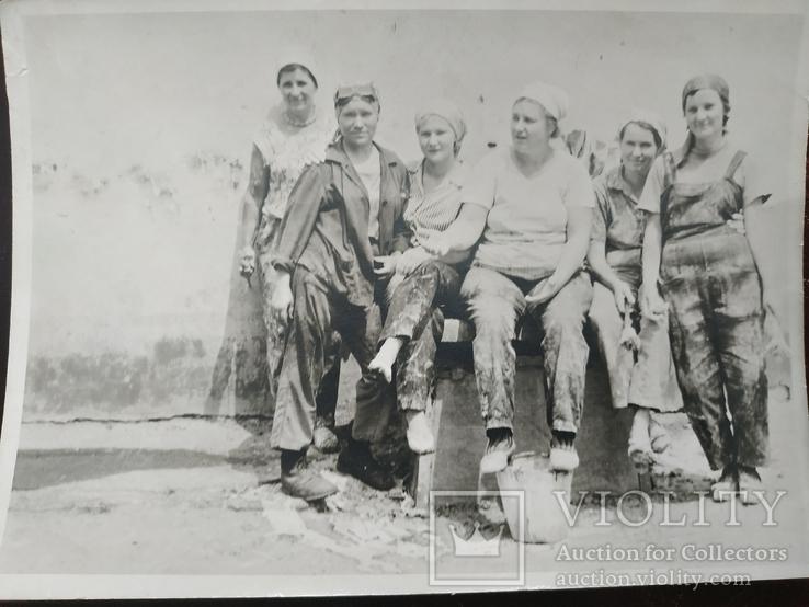 Девушки маляры, фото №2
