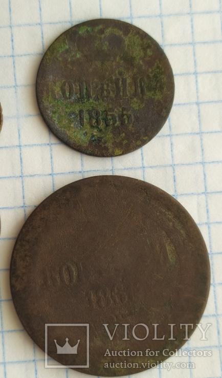 Лот монет 4шт., фото №4