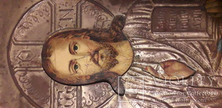 Икона Господа., фото №4