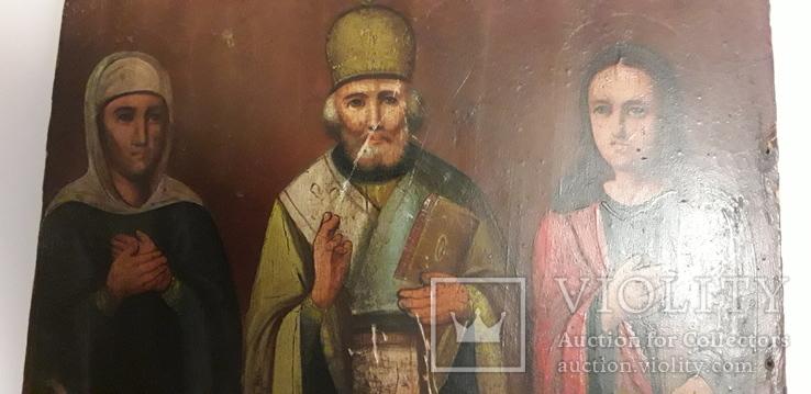 Икона Святых, фото №8