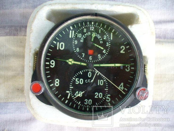 Часы авиационные АЧС-1 (в), фото №2