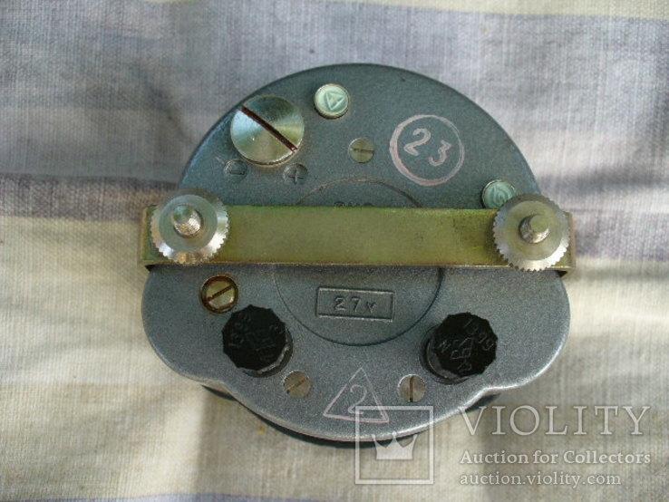 Часы авиационные АЧС-1 (в), фото №3