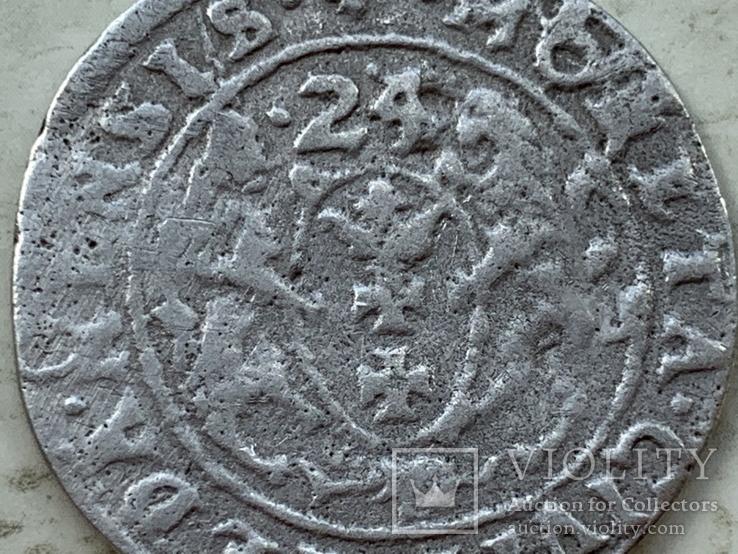 Орт, 1624г, фото №6