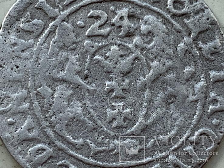 Орт, 1624г, фото №7