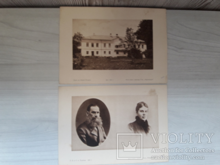 Ясная Поляна жизнь Л.Н.Толстого 1912 Альбом 41 фото-тинто гравюрой, фото №9