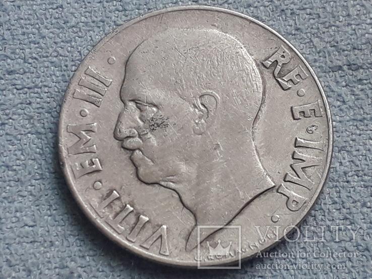Италия 20 чентезимо 1940 года, фото №3